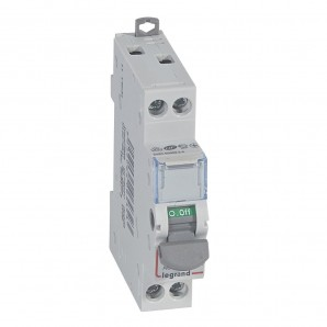 Interruptor seccionador DX³-IS 2P 400 V 20 A 1 módulo.LEGRAND 406432