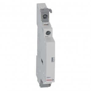 Telerruptores - Auxiliar de control centralizado para telerruptores 230 V-0,5 módulos.LEGRAND 412434