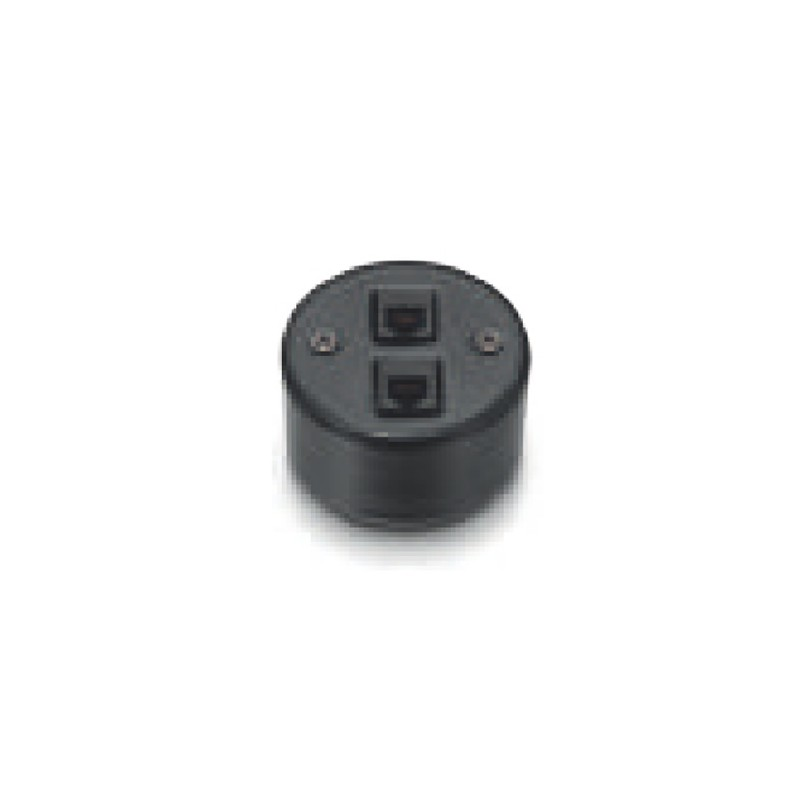 Fontini Garby | Plug base 2P + TT black 30-202-27-2