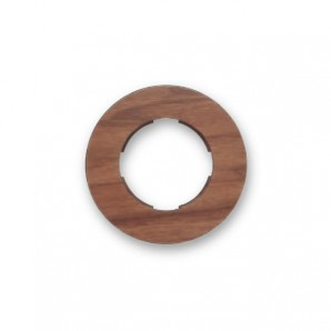 Fontini DO Surface - Fontini DO | Wooden frame 1 element walnut 33-801-82-2