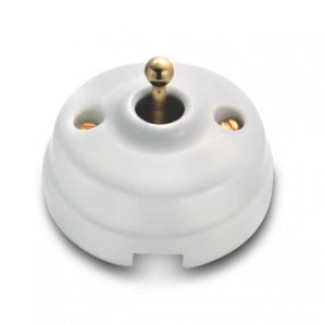 Fontini - Fontini Dimbler | Switch - Switch with step white / gold glitter 60-308-43-2