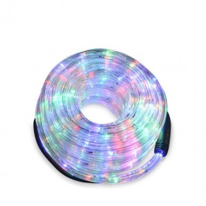 Christmas lights - Rollo 48M tubo flexible 8 funciones RGB GSC 005204439