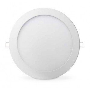 Downlights LED - Downlight empotrable redondo 18W 6000K Blanco GSC 000705354