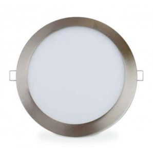 Downlights LED - Downlight empotrable Olimpia 18W 6000K Niquel GSC 201000025