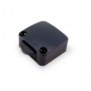 Switches step and walk - Interruptor para armarios 2A Negro GSC 001101820