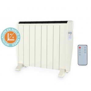 Radiators of low consumption - Emisor termico de bajo consumo 1500W GSC 301015004