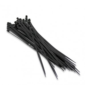 Pack 100 Unidades Bridas 100x2.5mm Negro GSC 000900092