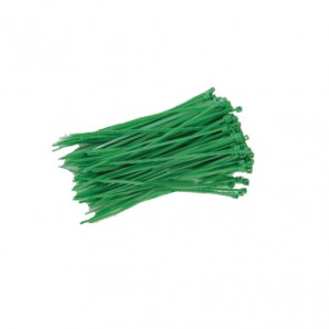 Pack 25 Unidades Bridas 200x4.8mm Verde GSC 000901365