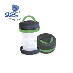 Flashlights - Mini-linterna LED camping plegable GSC 001601441
