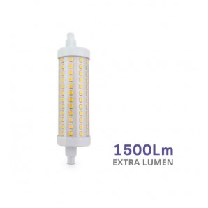 Bombillas LED - Bombilla de led lineal 118mm R7s 14W 2700K GSC 200650012
