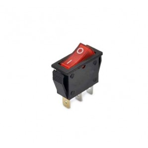 Pack 5 Interruptor SPST ON/OFF con luz16(4)A-16A GSC 001105502