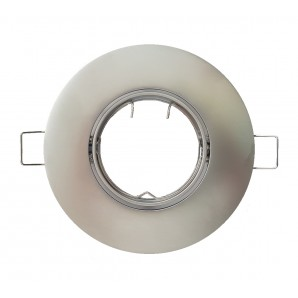 Rings recessed - TITANIO 105 mm adjustable round recessed ring for CONALUX 4024-04 LED bulb