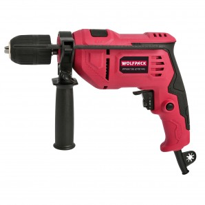 Drilling / Screwing - Taladro Wolfpack 650 W. Con Portabrocas Ø 13 mm.