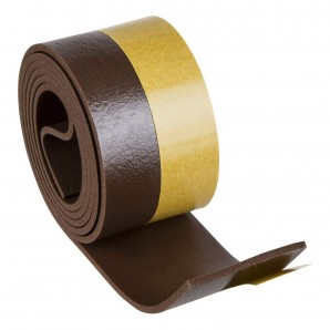 Sealants / adhesives / sealants / tapes - Burlete Umbral Autoadhesivo PVC Flexible Marron