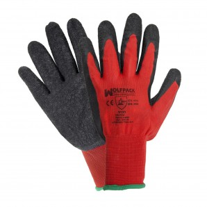 """Articles workplace safety - Guantes Latex / Nylon Gripflex Talla  6"""""""