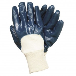 """Articles workplace safety - Guantes Nitrilo / Lona Pesados Nimax 9"""""""