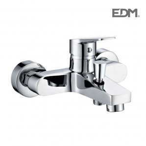 Bathroom faucets, shower and tub - Monomando empotrado de bañera edm EDM 01143