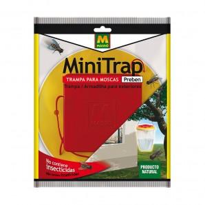 Antiplagas - Matainsectos - Mini-trap trampa cazamoscas para exterior EDM 06107
