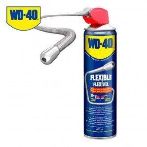Oils and lubricants - Flexible wd40 400ml EDM 08263