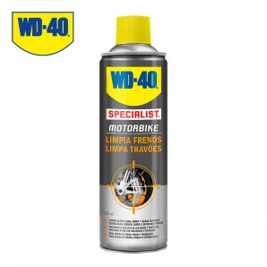 Oils and lubricants - Limpia frenos 500ml wd40  EDM 08277