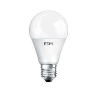 Packs LED bulbs - BOMBILLA STANDARD LED  E27 10W 810 LUMENS 4000K LUZ DIA LUMECO EDM 98333