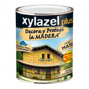 Pintura - Xylazel plus decora mate pino tea 0.750l EDM 25561