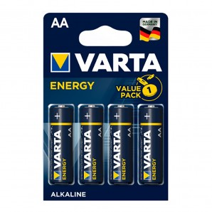 "S.of.  pila varta lr06 aa ""energy value pack""  (blister 4 uni) EDM 38471"