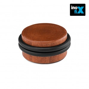 Tope madera con doble torica sapelly (blister) inofix EDM 66649