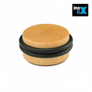 Tope madera con doble torica haya (blister) inofix EDM 66653