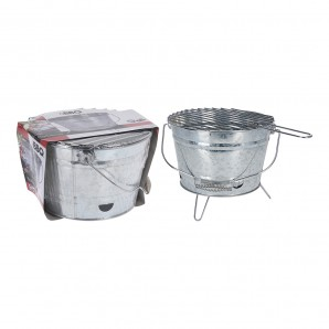 Barbecues and Accessories - Barbacoa zinc barril  EDM 73868
