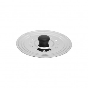 Kitchen utensils - Tapadera antivaho inox para diam.16-18-20cm  EDM 76565