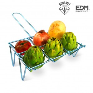 Barbecues and Accessories - Parrilla para verduras 6 unid EDM 76833