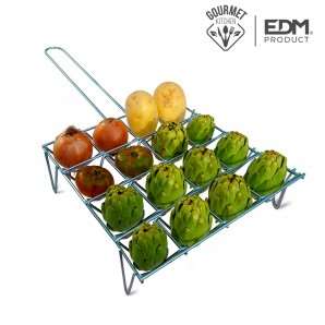 Barbecues and Accessories - Parrilla para verduras 16 unid EDM 76834
