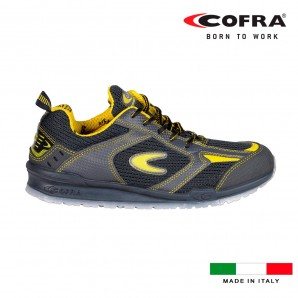 Safety footwear - Zapatos de seguridad cofra carnera s1 talla 37 EDM 80301