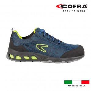 Safety footwear - Zapatos de seguridad cofra reused s1 talla 46 EDM 80318