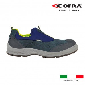 Safety footwear - Zapatos de seguridad cofra setubal s1 talla 40 EDM 80348
