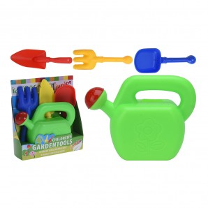 Camping, beach accessories - Set infantil jardineria - playa  EDM 81029