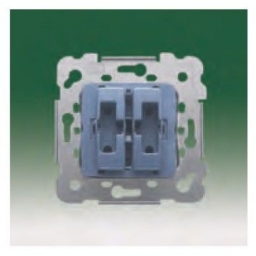 BJC 18569 electric and mechanical interlock blind switch