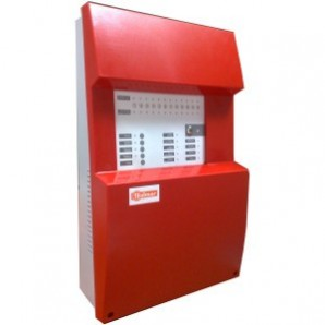 Fire detection - Central de detección de incendios de 2 zonas Golmar CCD-102