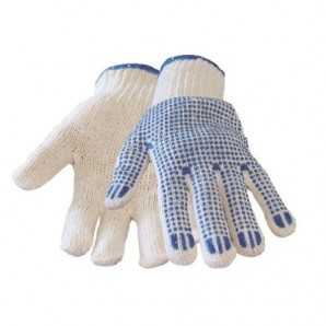 Articles workplace safety - Par de guantes de trabajo PVC multiusos antidesl. GSC 3301098
