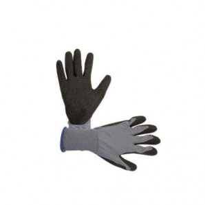 Articles workplace safety - Par de guantes finos PVC - Negro - Talla 8 GSC 3302065