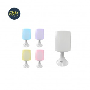 Comprar Table lamp with 1LED, rgb, USB AC adapter included EDM online