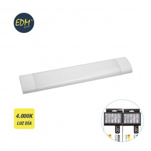 Screens and power strips, LED - 61CM 25W electronic LED strip light 2200 lumens 4000K EDM day