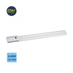 7W LED sensor strip 480 lumens cold light 6.400k EDM