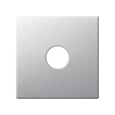 Tapa portafusible 16A tipo 00 Aluminio SCHNEIDER ELEGANCE MTN522260