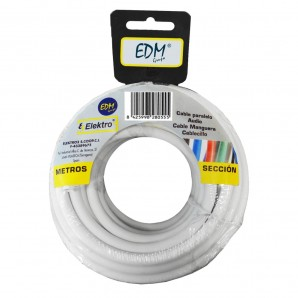 Carrete cable coaxial 25 mts