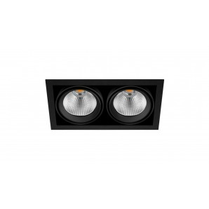 ARKOSLIGHT A2773132NT | Empotrable DUBBLE DOUBLE 3 FLOOD 40º 4K negro texturizado