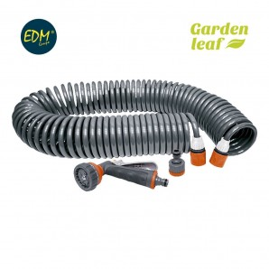 "Hoses and accessories - Kit manguera espiral  ""riega facil"" 15mts"