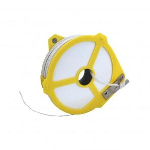 Comprar Hilo plastificado blanco con dispensador 4mmx50m online