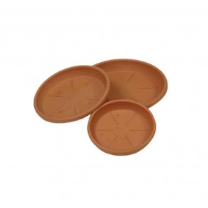 Pots and planters - Plato inyeccion terracota ø 34cm (para maceta ref:  74863)